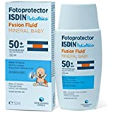 Isdin - Protector solar bebés spf 50+