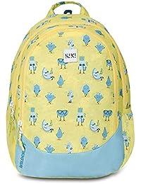 Wildcraft Wiki Junior 1 Fruits Backpack Yellow (11998 Yellow)