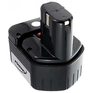 Batterie pour Hitachi Perceuse Visseuse DS 12DM NiMH