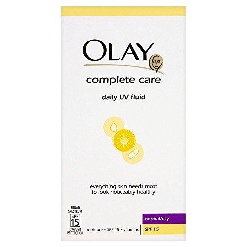 Olay Complete Care Daily UV SPF liquide nourricier 15 (200 ml) - Paquet de 6