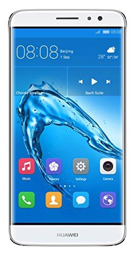 Huawei Nova Plus Smartphone da 32GB, Dual SIM, Argento
