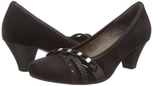Gabor Shoes B014JEXJRS  Damen Pumps Schwarz (schwarz 37)