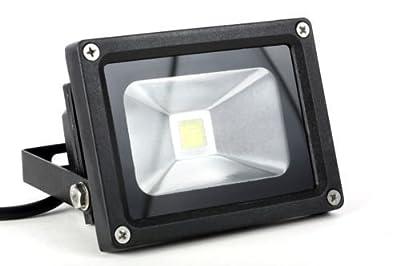 UKEW® 10W Cool Daylight White LED Flood light (150W Halogen Equivelent) 2 Year Warranty