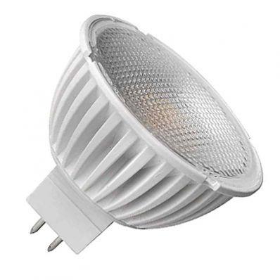 IDV LED-Reflektorlampe 6 W/828 MR 16 A+ GU5,3 2800 K MM27262, warmweiß, 2863409 (Nacht Bade)