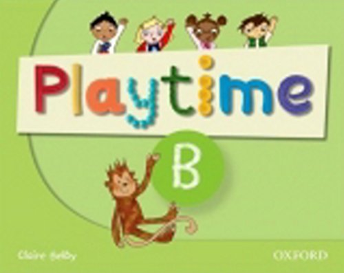 Playtime B. Class Book