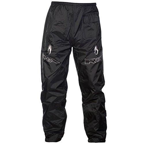 Richa Pluie Warrior Pantalon Textile - Noir, 91cm (XXL)