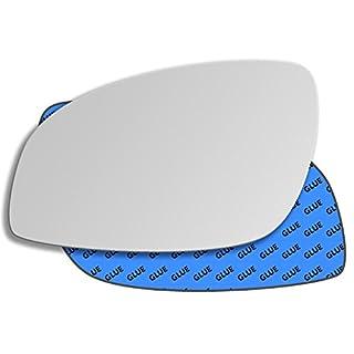HIGHTECPL 0016LS Links Fahrerseite Spiegelglas Außenspiegel
