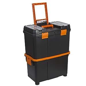 10932 Mobile Werkzeugbox, Trolley, 45,7 cm, 460 x 260 x 625 mm