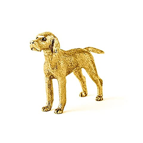 Pointer Anglais Made in UK, Collection Figurine Artistique Style Chien