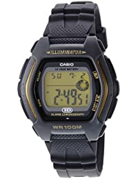 Casio Youth Grey Dial Men's Watch - HDD-600G-9AVDF (D058)
