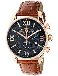 Swiss Legend Belleza 22011-RG-01-BR - Reloj analógico de Cuarzo Suizo para  Hombre b8b69fc9e51