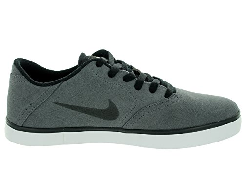 Nike SB Check, Chaussures de Skate Homme, Gris, 40 EU Dark Grey/Black/White