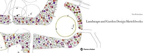Landscape and Garden Design Sketchbooks Tim Richardson