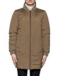 Woolrich Damen WWLOWD002EL066202 Grün Polyester Jacke