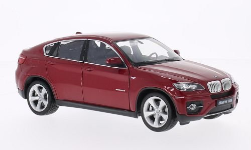 bmw-x6-1-24-scale-diecast-metal-model-by-welly-red-by-welly