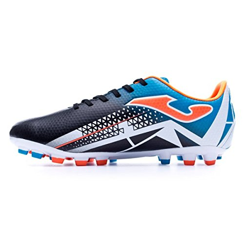 Joma , Chaussures de foot pour homme - Negro-Naranja