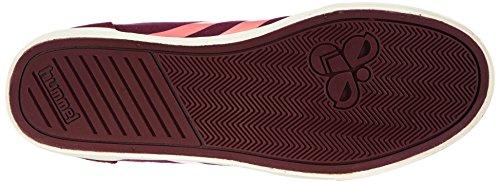hummel SL STADIL PASTELS HI Damen Hohe Sneakers Violett (Grape Wine 3506)