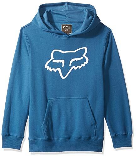 Fox Youth Legacy Pullover Fleece, Blue, Größe YL