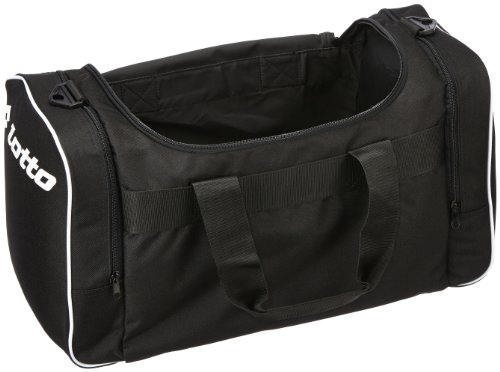 Lotto Sport Herren Tasche Bag Thunder Black/White