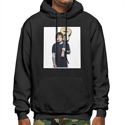 SEPTRINGS Hoodie Sweat Hoodie Long Sleeve Sweat Sweatshirt für Damen und Herren Gr. X-Large, Schwarz