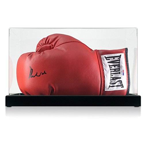 Muhammad Ali Boxhandschuh Signed In der Rechtssache Display (PSA DNA 4A54131) Ali Boxhandschuhe