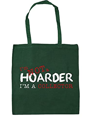 HippoWarehouse I'm Not A Hoarder I'm A Collector Tote Shopping