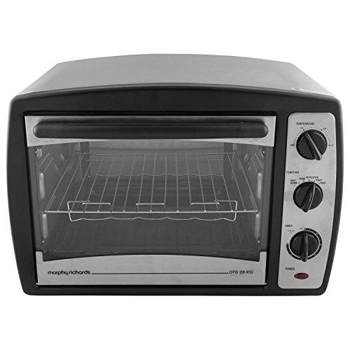 Morphy Richards 28 RSS 28-Litre Stainless Steel Oven Toaster Grill