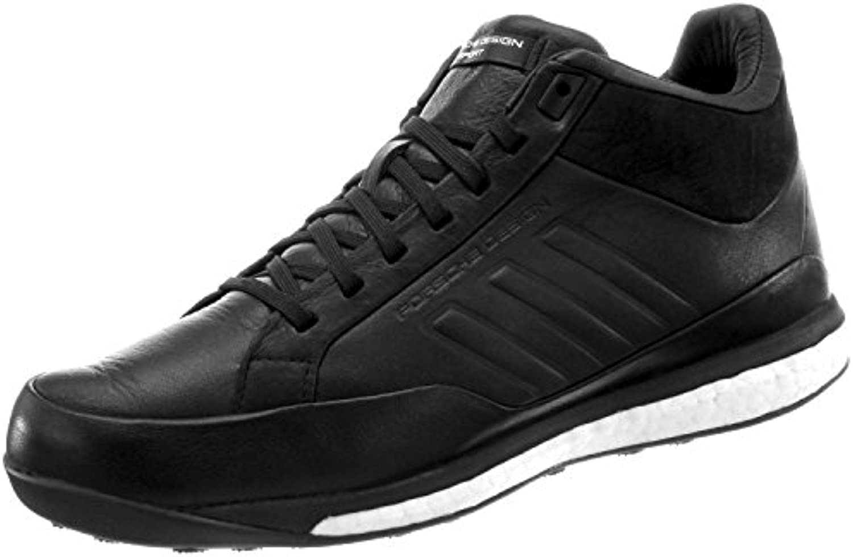 adidas Porsche Design M Athletic Sport Mid B34161 Herren Sneakers/Freizeitschuhe/High Top Sneakers Schwarz