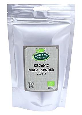 Organic Maca Powder 250g by Hatton Hill Organic - Certified Organic from Hatton Hill Organic