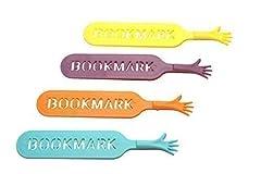Idea Regalo - STONCEL segnalibro divertente bookmark,1 set