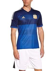 adidas Argentina Away Jersey 2014, XXXL (Royal Blue)