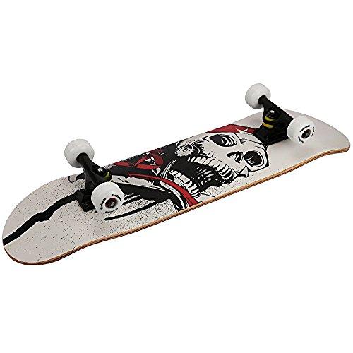 Zoom IMG-2 funtomia skateboard con cuscinetti mach1