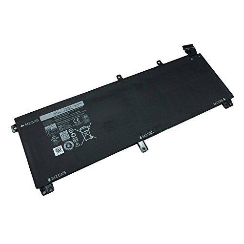 K KYUER 6-Cell 11.1V 61WH T0TRM Batería Ordenador