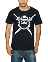 Trademark Masters of the Universe Skull and Swords Printed Men's T-Shirt