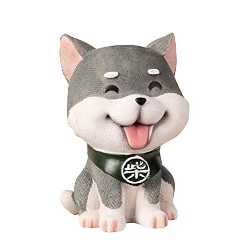 STOBOK Süße Hund Spardosen Kleine Münze Geld Pot Sparschwein für Kinder Mädchen Jungen (Mischmuster) (Jungen Sparschwein Kleine)