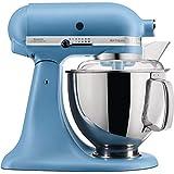 KitchenAid 5ksm175psevb Robot de cocina 5ksm1754,8L Artisan Vintage Blue, acero inoxidable, color azul