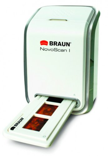 Braun Photo Technik Novoscan I - Escáner