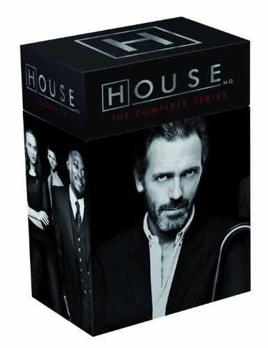 House: Pack Serie Completa [DVD]