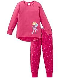Schiesser Prinzessin Lillifee MD Anzug Lang, Conjuntos de Pijama para Niñas