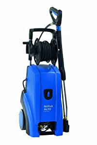 Nilfisk Poseidon 3-26 XT High Power Commercial Pressure Washer with Induction Motor