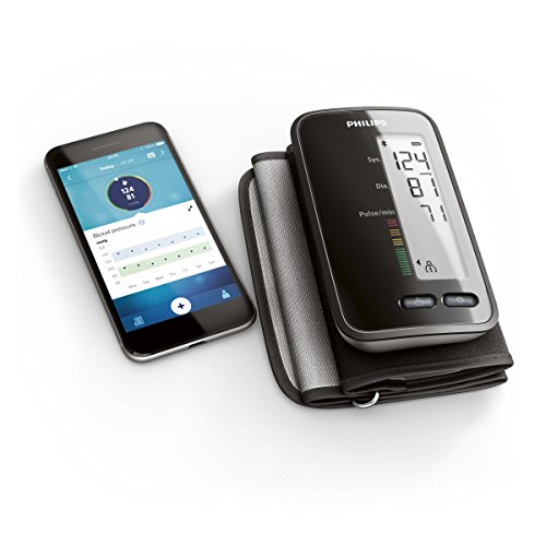Philips Smart Schwarz DL8760/15 Oberarm BPM mit Bluetooth - 2