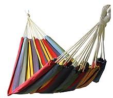 Kronenburg Handel Amaca per più Persone 210 x 150 cm, Colore: Multicolore