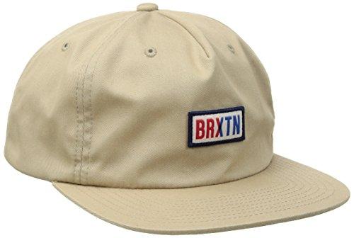 gorra-hayward-snapback-by-brixton-gorragorra-de-beisbol-talla-unica-beige