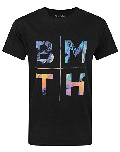 Official Bring Me The Horizon Colours Men's T-Shirt (S)
