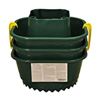 Selections Set of 3 Tomato and Vegetable Growbag Pots