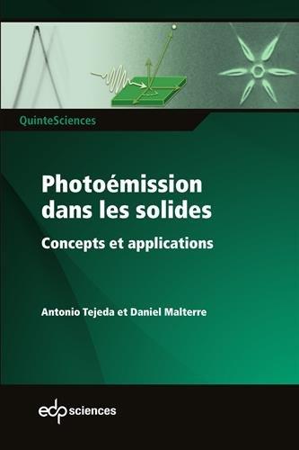 Photoémission dans les solides : Concepts et applications