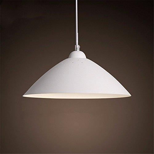 Pendelleuchte Ausgehöhlten Atmungsaktiv Lampenschirm Einfache Schlafzimmer Zimmer Buchen Bett Fortschritte Restaurant Cafe Creative Kronleuchter, Weißes Licht