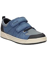 Clarks Boy's Topic Buzz Sneakers