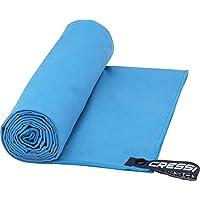 Cressi Fast Drying Towel, Asciugamano Sportivo in Microfibra Unisex Adulto