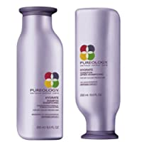 Groupon.com deals on Pureology Hydrate Shampoo and Conditioner 8.5 Fl. Oz.